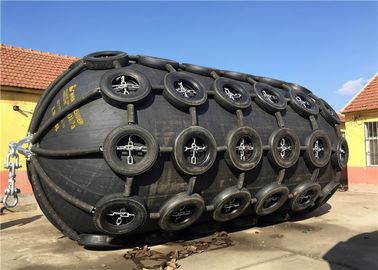 Airplane Tyre Marine Rubber Fender Anti Explosion 0.05MPa / 0.08MPa Initial Internal Pressure
